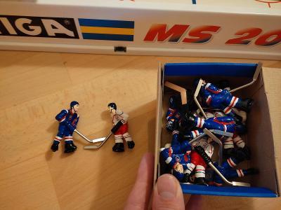 Stolní hokej STIGA MS 2011