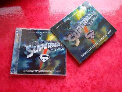 John Williams - Superman The Movie Soundtrack (2 CD)