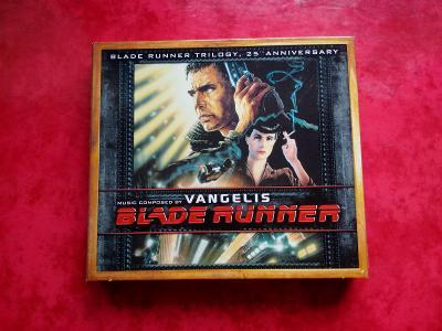 Vangelis - Blade Runner Trilogy 25th anniversary (3 CD)