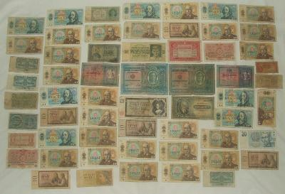 Bankovky Československo