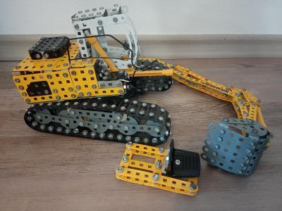Merkur pásový bagr - KR112