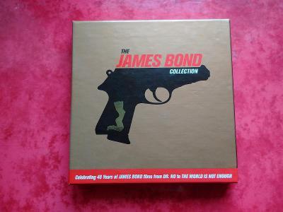 John Barry, Various - James Bond Soundtrack Collection (4x HDCD)