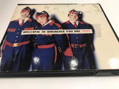 INXS: Welcome To Wherever You Are 1992, 1.Press, Eco Digipak, OD 1 Kč