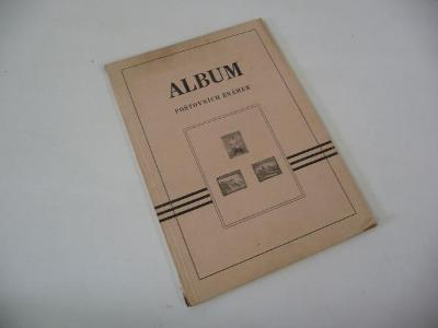 Album poštovních známek bývalé republiky československé ( 1940 )