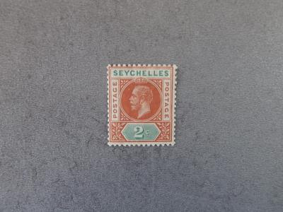 Seychelles 1912 (*)
