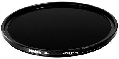 Neutrální šedý filtr Slim ND1000 (3,0) 67 mm Haida