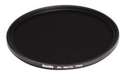 Neutrální šedý filtr Slim ND64 67 mm Haida