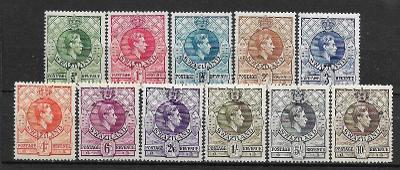 Britská kolonie ** 1938 - Swaziland - MNH
