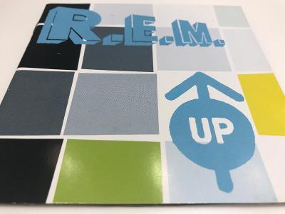 R.E.M.  UP 1998, 1.Press, Jewel case, Od korunky !!!