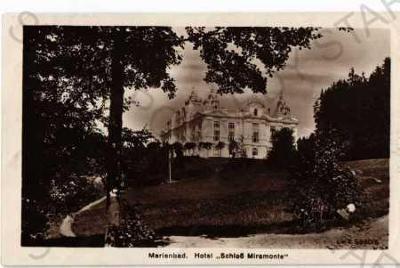 Mariánské Lázně Cheb hotel