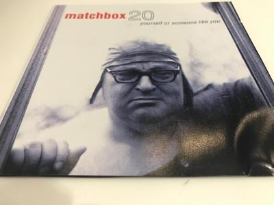 Matchbox 20: Yourself Or Someone Like You 1996, 1.Press, Top stav !!!