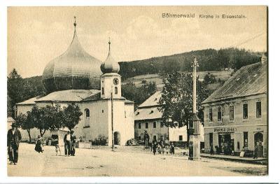Železná Ruda, Markt Eisenstein, Klatovy, Šumava
