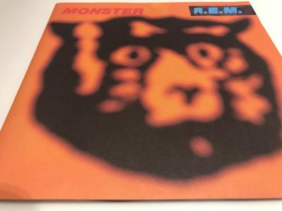 R.E.M. MONSTER 1994, 1.Press, Jewel case, Top stav, OD KORUNKY !!!