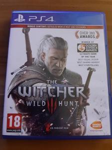 The Wichter Wild Hunt III (CZ tit.) (PS4)