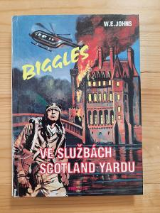 Biggles ve službách Scotland Yardu W.E. Johns