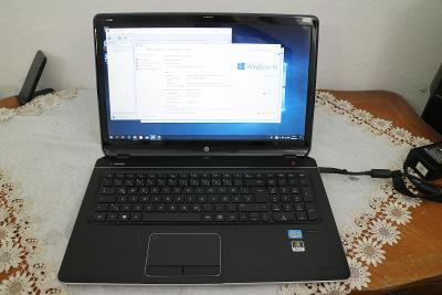 """Notebook HP 17,3"""" Intel i7/8Gb/1Tb/GT650M 2G/ Win10"""