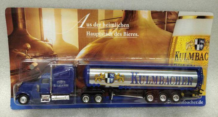 Reklamní kamion - pivovar Kulmbacher - Modelářství