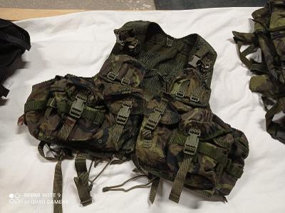 Taktická vesta ačr vz.95 SPM UNI-07