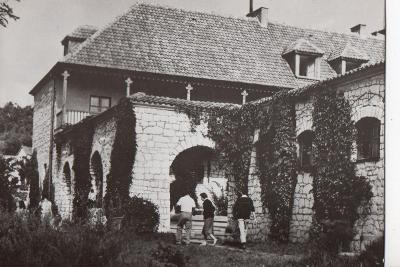 Kazimierz Dolny - Fragment Domu Architekta - Polsko - č. 13