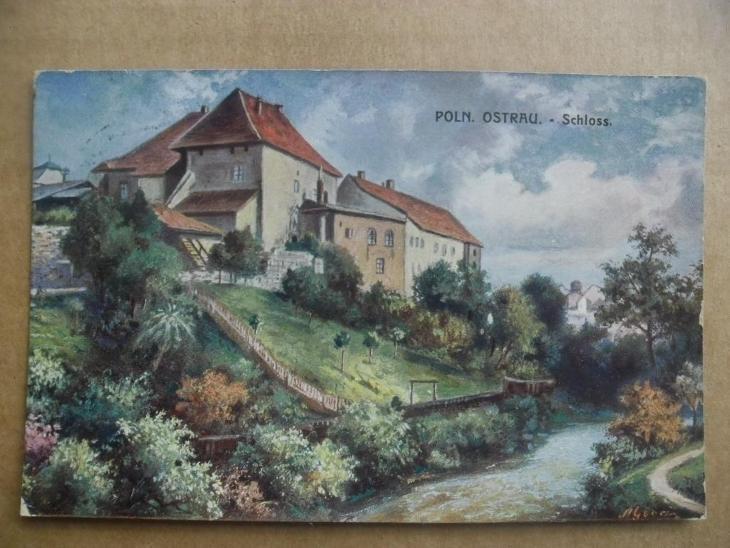 Polská Ostrava  - Pohlednice