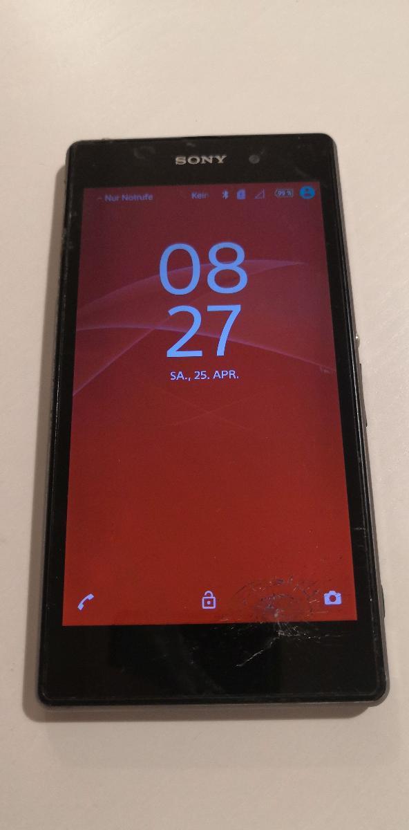 Sony Xperia Z3 - Mobilní telefony