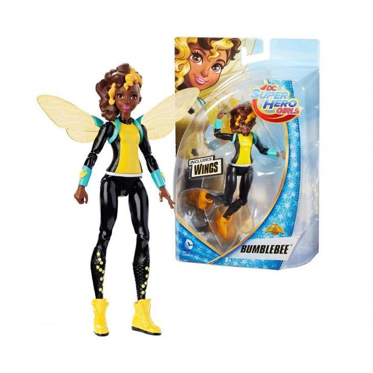 DC SUPER HERO GIRLS BUMBLEBEE - Hračky