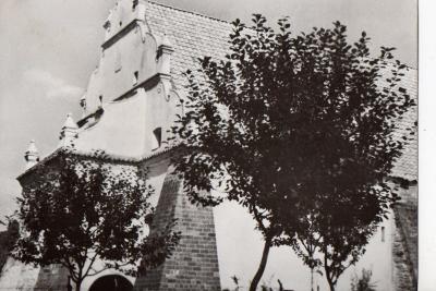 Kazimierz Dolny - Stary spichlerz - Polsko - č. 14