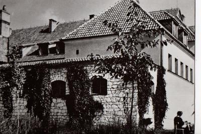 Kazimierz Dolny - Fragment Domu Architekta - Polsko - č. 15