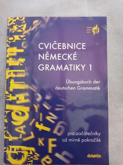 CVIČEBNICE NĚMECKÉ GRAMATIKY - Učebnice