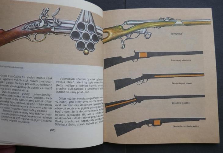 PUŠKA, zbraň vojáků, lovců a sportovců, V.ROGL !!! AZIMUT, rok 1977 ! - Vojenské