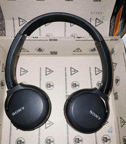 Sluchátka Sony WH-CH510 - TV, audio, video