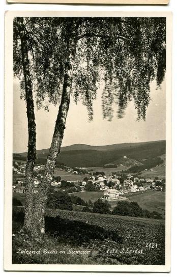 Železná Ruda, Klatovy, Šumava - Pohlednice