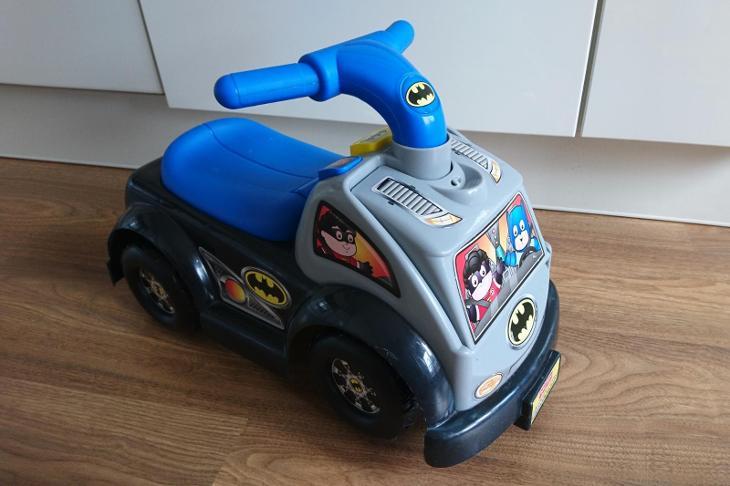 Odrážedlo pro nejmenší (1-3 roky) - Batman Fisher-Price - Hračky