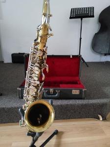 Altsaxofon Buescher Serie IV (1966)