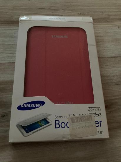 Samsung Galaxy Tab 3 7.0 book cover pouzdro, - Tablety a čtečky e-knih