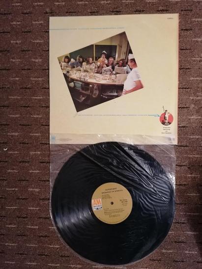 LP Supertramp - Breakfest in America - Hudba
