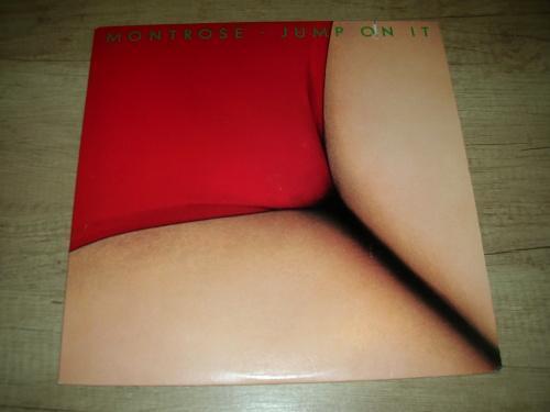 Montrose  – Jump On It (1976) 1.Press USA ,NM - Hudba