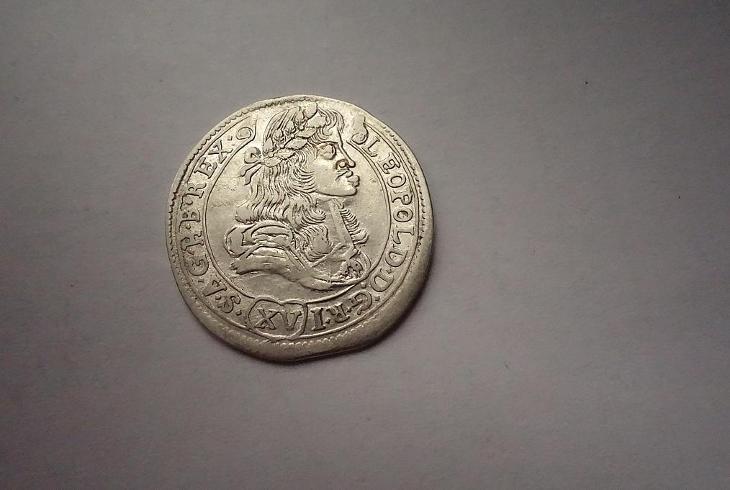 XV krejcar 1681 KB - Leopold I. - Numismatika