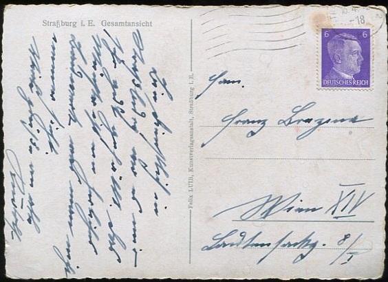 Dopisnice (pohlednice) - Deutsches Reich  - Filatelie