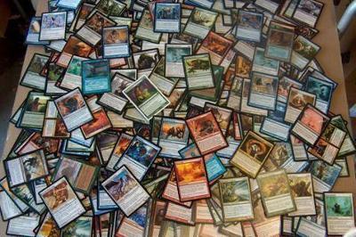 Magic: The Gathering karty MIX C+U 100 ks