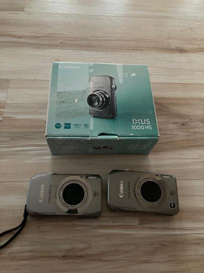 Canon IXUS 1000 HS-10 Mpx.Optický zoom: 10 x (2ks) - Foto