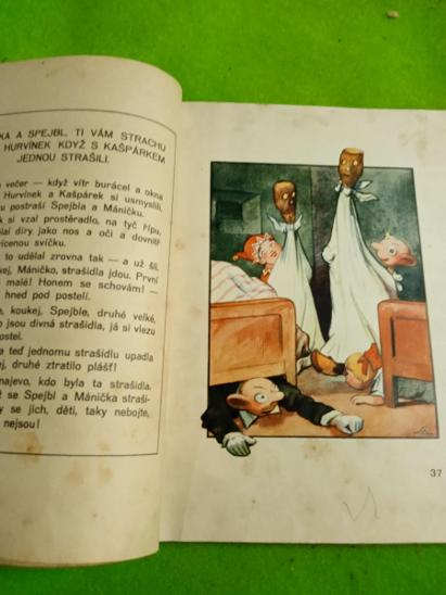 HURVÍNKOVY ŽERTÍČKY FRANK WENIG IL L.SALAČ  1931  - Knihy