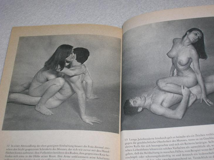 SEX EROTIKA POLOHY PORNO LIEBESVEREINIGUNG - Erotická literatura