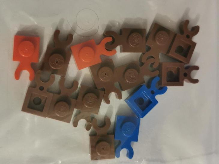 Lego dílky 15ks - Hračky