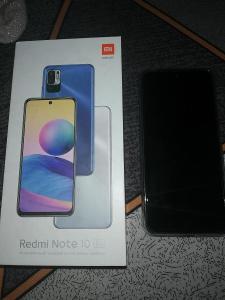 Prodám Xiaomi Redmi Note 10 5G - 4G/64G