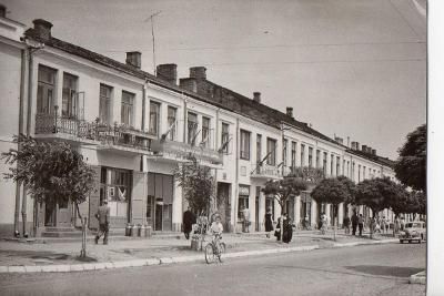 Pulawy - Fragment miesta - Polsko - č. 17
