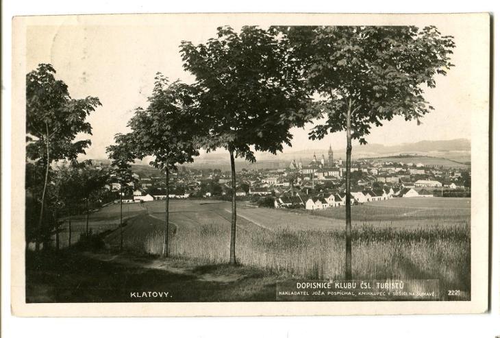 Klatovy, Šumava - Pohlednice