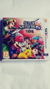 SUPER SMASH BROS FOR NINTENDO 3DS-NINTENDO 3DS