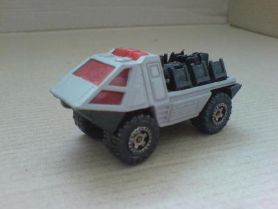 MB510-Armored Response Vehicle