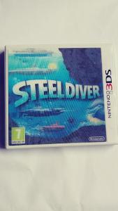 STEELDIVER,LENTIKULARNI OBAL-NINTENDO 3DS